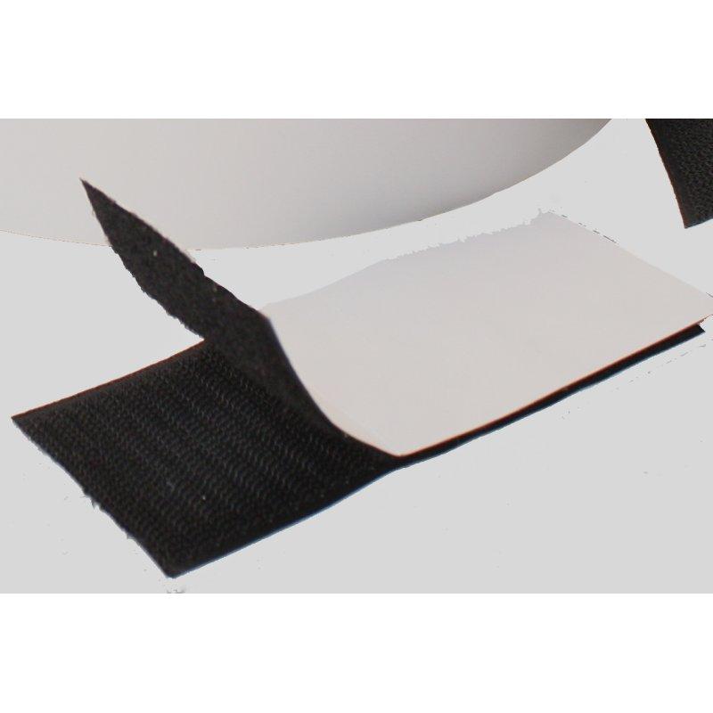 selbstklebendes klettband hook 25m schwarz 26 02. Black Bedroom Furniture Sets. Home Design Ideas